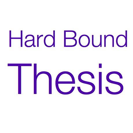 Thesis submission - A Leading UK University